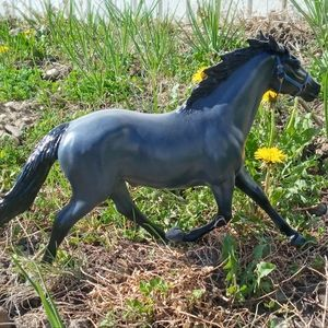 Custom Collector Breyer Model